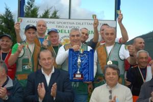 Campionato Italiano delle Regioni: designati i tiratori delle squadre di Fossa Olimpica e Skeet