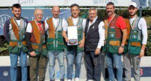 Campionato delle Regioni di D.T.: argento per la squadra lombarda ad un piattello dall'oro dei pugliesi.