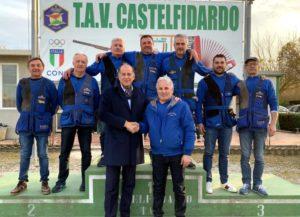 Fossa Olimpica – I gavardesi del Poggio dei Castagni vice campioni italiani invernali a Castelfidardo.