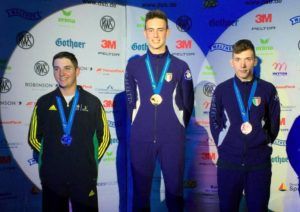 World Cup Junior – Doppio oro  e due argento e un record del mondo  a Suhl per l'azzurro di Provaglio  di Iseo Lorenzo Ferrari.