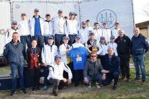 Campionato nazionale giovanile F.O. Lombardia sugli scudi al Tav Roma con ben 4 scudetti tricolore, 2 medaglie  d'argento e altrettante di bronzo.